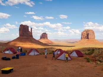 Las Vegas: 3-tägiger Grand Canyon & Monument Valley mit Selbstfahrer