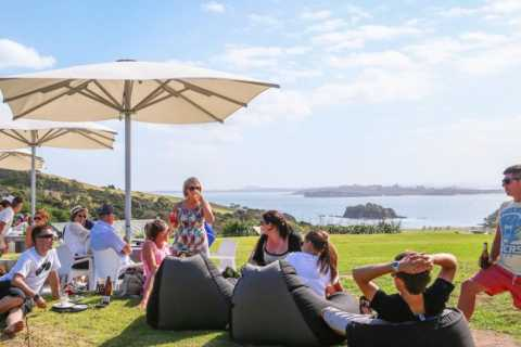 From Auckland: Waiheke Island Wineries' Tour