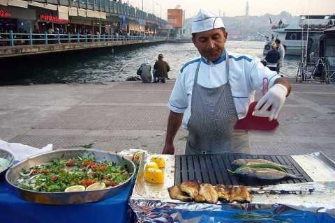 Istanbul: Food-Tour am Abend in Kadıköy