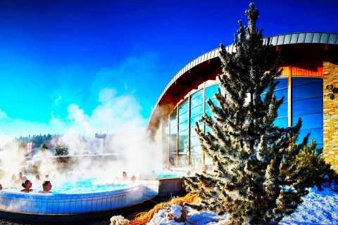 De Cracóvia: excursão privada de um dia a Zakopane com piscinas termais