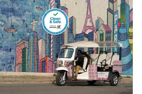 Lisbon: 3-Hour Historic Tuk Tuk Tour