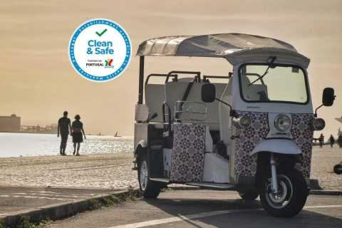 Lisbon: Romantic Tuk Tuk Tour