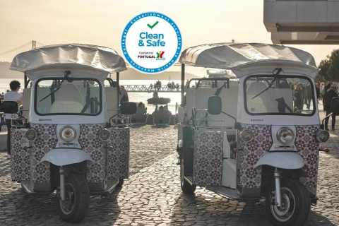 Lisbon Sightseeing Tour by Tuk Tuk