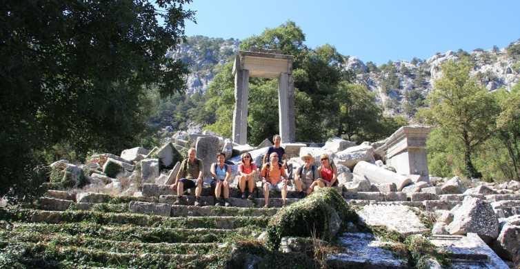 Termessos & Duden Waterfalls: 6 horas passeio com almoço
