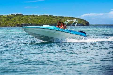 Cayo Santa María: Self-Drive Speedboat Adventure