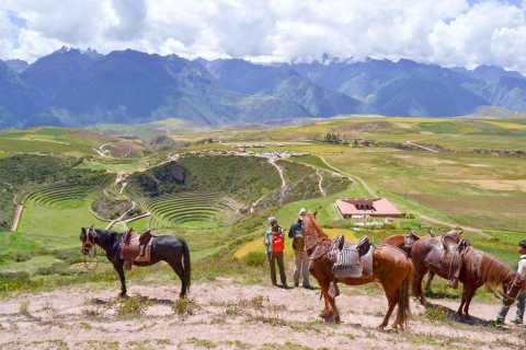 Cusco: Full-Day Horseback Riding Tour to Maras & Moray