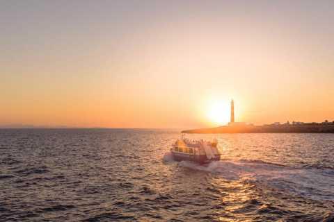 Cala'n Bosch: tour turístico de 2 horas al atardecer