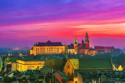 Chauchemar à Cracovie: visite à pied de 2h