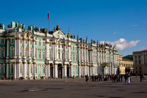 St. Petersburg: 3-Hour Hermitage Tour w. Skip-the-Line Entry