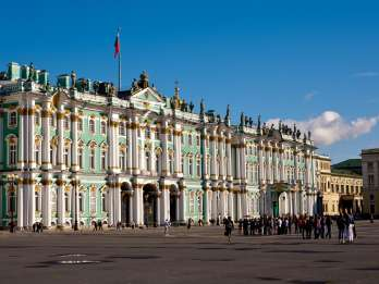 St. Petersburg: 3-stündige Eremitage-Tour w. Skip-the-Line-Eintrag