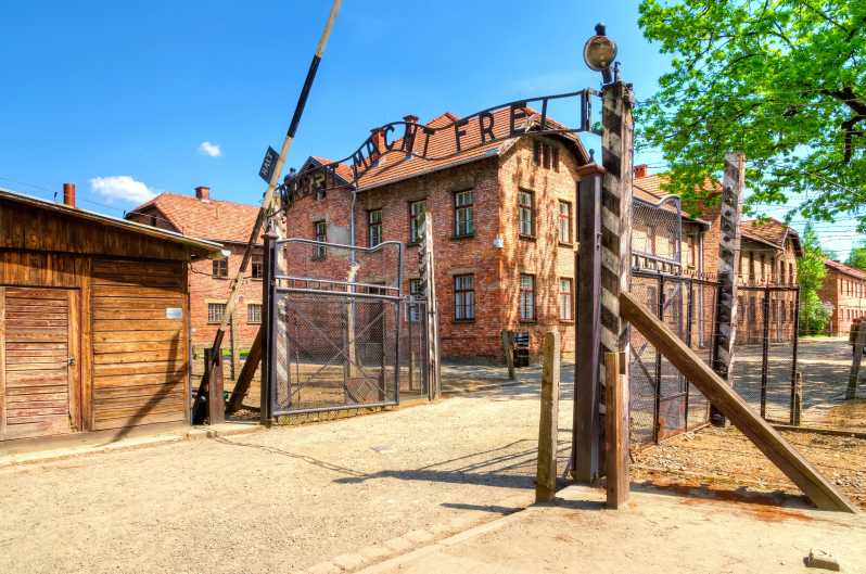 Z Krakowa: wycieczka z przewodnikiem po Auschwitz-Birkenau   GetYourGuide
