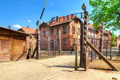 From Krakow: Guided Tour Auschwitz-Birkenau with Pickup