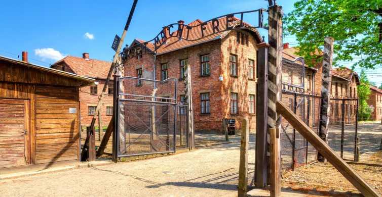 Depuis Cracovie: visite guidée d'Auschwitz-Birkenau