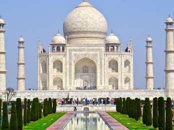 Ab Delhi: Taj Mahal, Rotes Fort & Itimad-ud-Daula Tagestour
