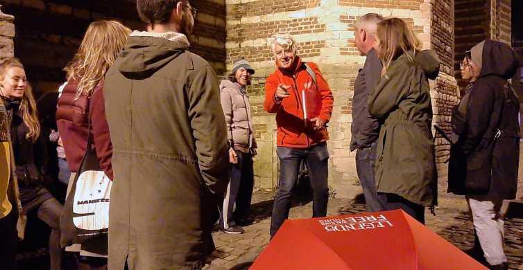 Antwerpen: privétour van 2 uur langs de donkere kant van Antwerpen