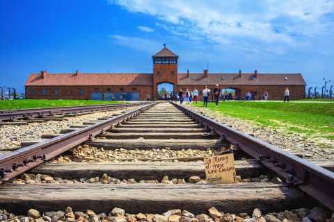 Depuis Cracovie: Auschwitz-Birkenau & mine de sel Wieliczka