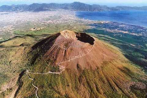 From Naples: All-Inclusive Mount Vesuvius Half-Day Tour