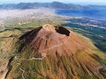 Von Neapel aus: All-inclusive-Halbtagestour auf dem Vesuv