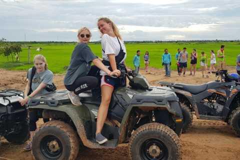 Siem Reap: Eco-Quad Bike Experience