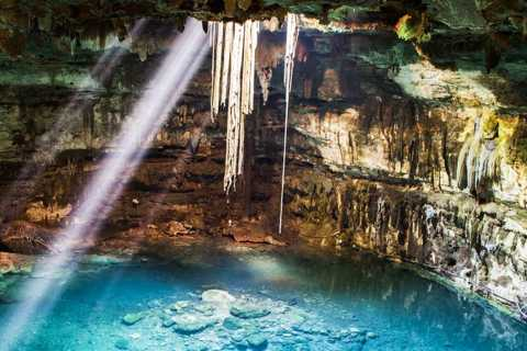 From Merida: Haciendas and Cenotes Day Tour