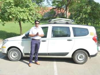 Agra: Private Stadtautotour mit Führer