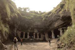 Cavernas de Elephanta: Excursão particular de meio dia saindo de Mumbai