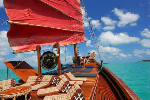 Koh Samui: Private Sunset Boat Charter