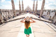 Milão: Ingresso para a Catedral e Telhado ou Tour Guiado