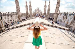 Mailand: Ticket für Dom und Domterrasse oder Führung