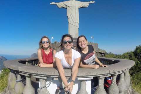 Río: tour exprés de 5 horas por Cristo Redentor y Pan de Azúcar