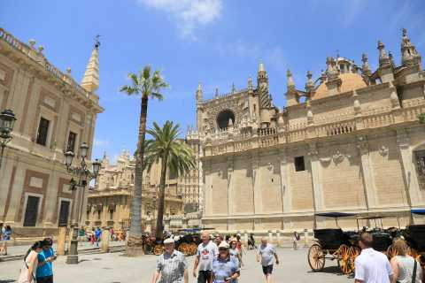 Siviglia: tour a piedi del centro città