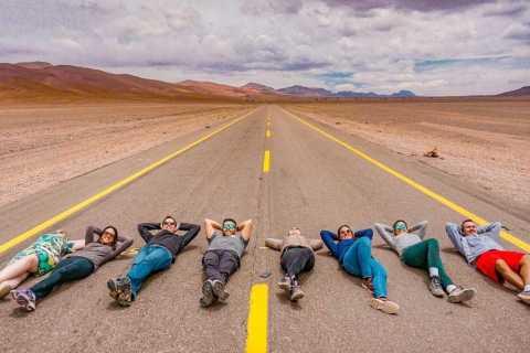 San Pedro de Atacama: 4-Day VIP Activity Combo