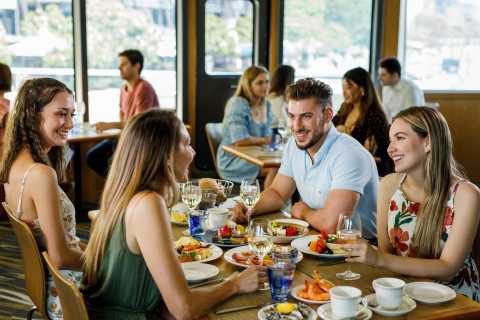 Sydney Harbour: À La Carte Lunch Cruise