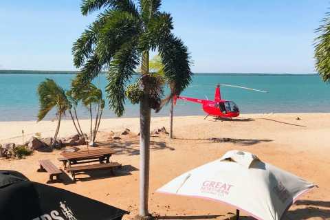 Darwin: Pub Crawl by Helicopter