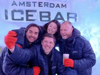 Amsterdam: Cocktails in der Icebar. Foto: GetYourGuide