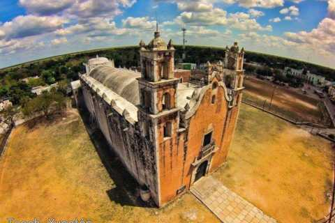 Van Mérida: Yucatán Maya-geschiedenis en koloniale kloosterroute