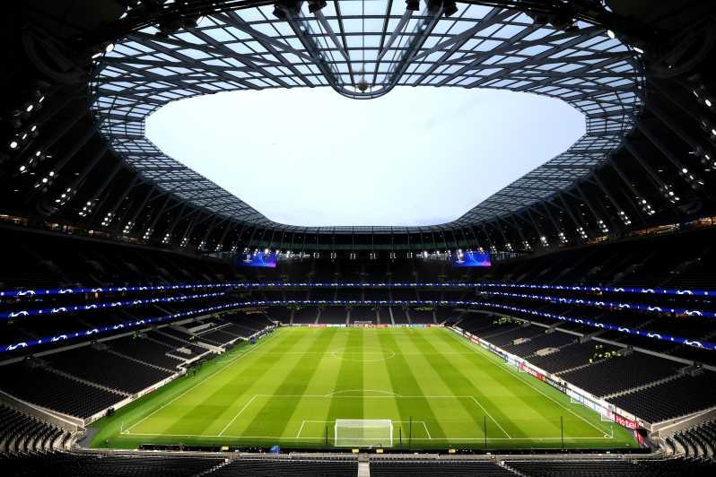 Londres : visite du stade Tottenham Hotspur   GetYourGuide