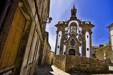 Pontevedra: visita guiada pelo bairro antigo com tapas