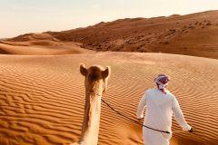 Dubai: Dunas Vermelhas, Camelo e Churrasco no Acampamento