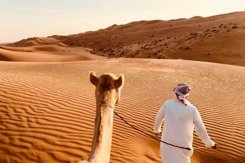 Dubai: Premium Red Dunes, Camel Safari, & BBQ at Al Khayma