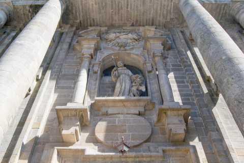Santiago de Compostela: excursão guiada aos tesouros escondidos