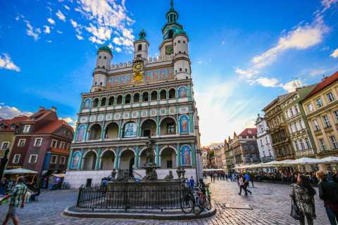 Poznan Private City Walking Tour from Cathedral Island