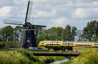 Niederlande: 1-tägiges nationales Ticket für den öffentlichen Verkehr
