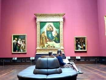 Dresden: Eintrittskarte für die Museen im Zwinger