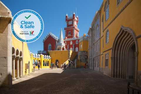 Sintra: Highlights & Cascais e Estoril 5 hour Tour