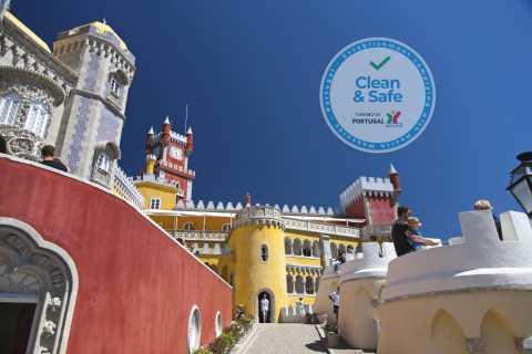 Sintra, Cascais e Palácio de Queluz de Lisboa