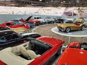 Memphis: Eintrittskarte für das Edge Motor Museum