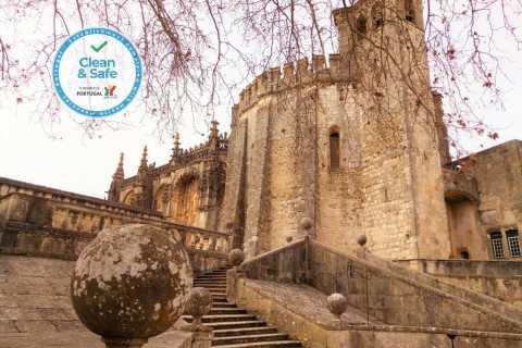 De Lisboa: Tour dos Cavaleiros Templários de Tomar, Almourol e Dornes
