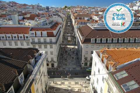 Lisbon Highlights: 4-Hour Private Guided Tour