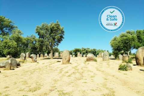 Evora and Megalithic Circuit 10 Hour Private Tour